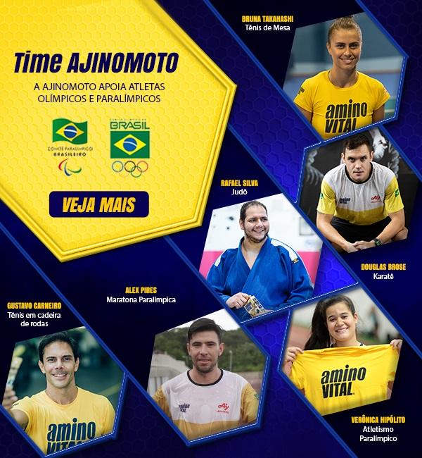 Time Ajinomoto