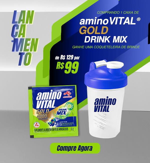 Lançamento Drink Mix + Brinde